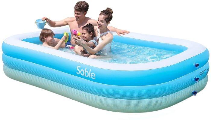 Sable Backyard Inflatable Pool
