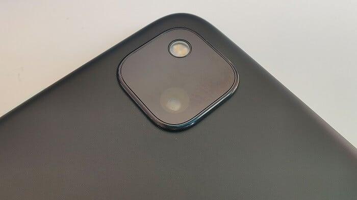 Google Pixel 4a cameras