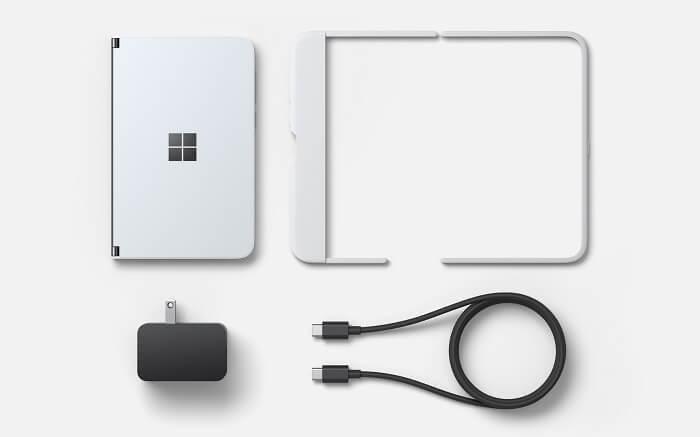 Microsoft Dual Screen Foldable Phone