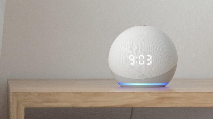 Echo Dot and Echo Dot Clock