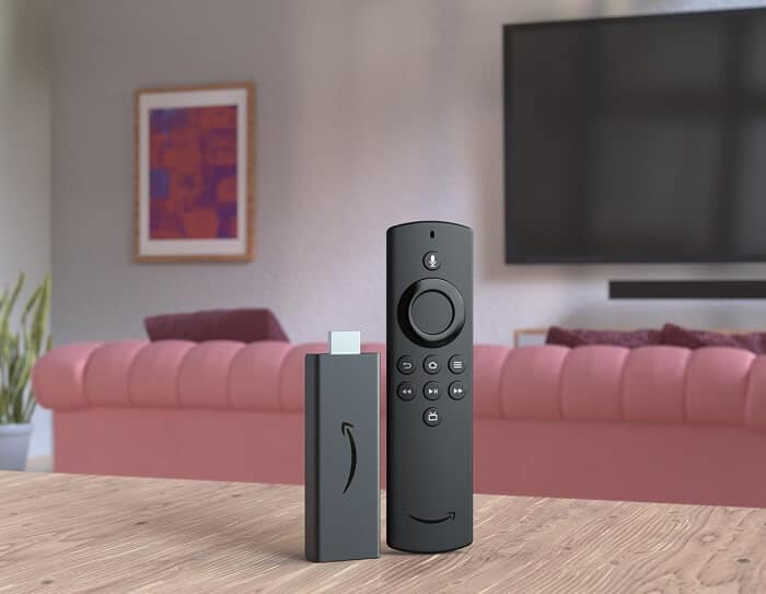 Fire TV Stick and Fire TV Stick Lite