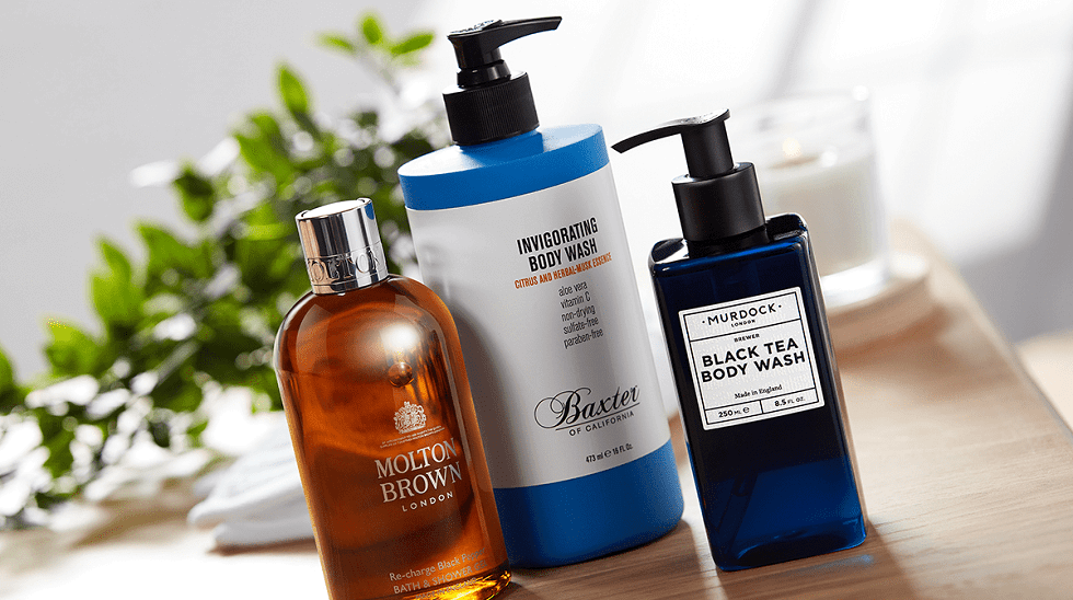 The Best Body Washes for Men in 2020