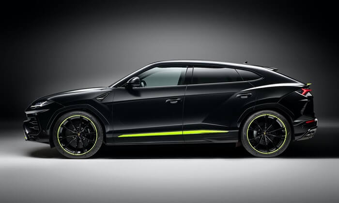 Lamborghini SUV cars